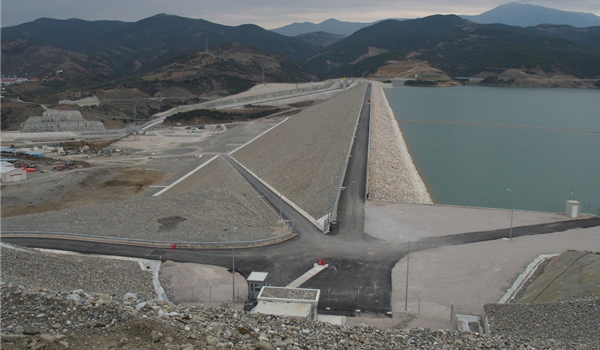 Devoll Hydropower Projects, Albania