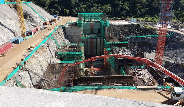 Kafue Gorge Lower Hydropower Project, Zambia